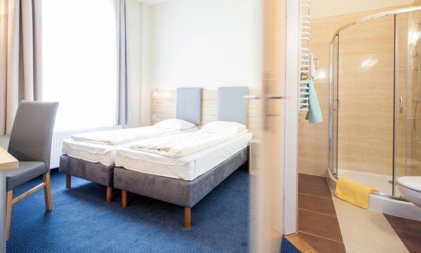 JORDAN Guest Rooms