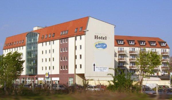 sleep and go Hotel Magdeburg