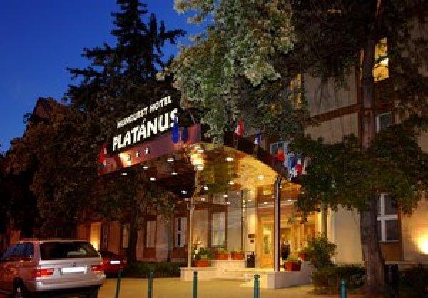 Hotel Platánus