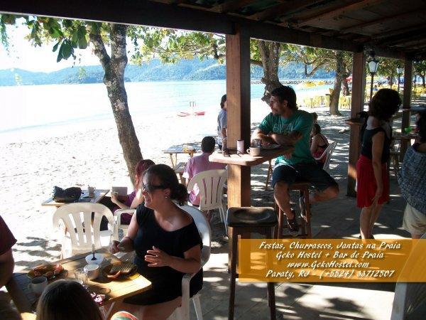 Hostal Geko  & Pousada Paraty