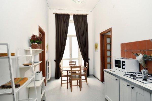 Camera con vista Apartments