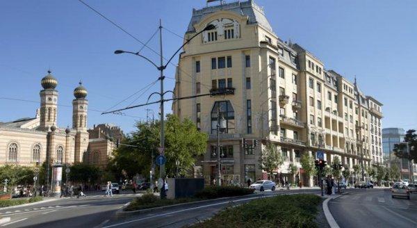 Budapest City Central