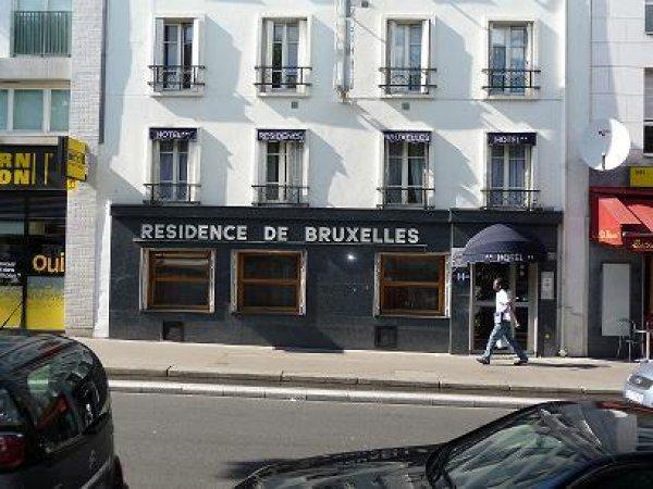 Hôtel Residence De Bruxelles