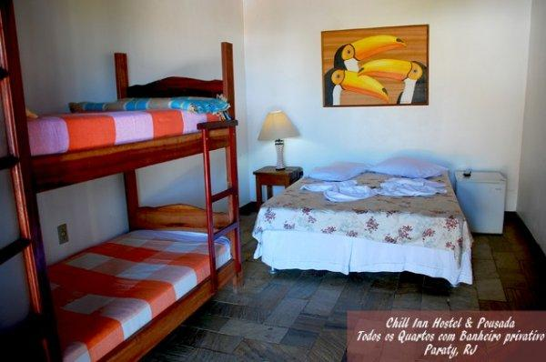 Hostal Chill Inn Paraty  & Pousada