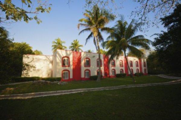 Villa  Arqueologica Chichén Itzá