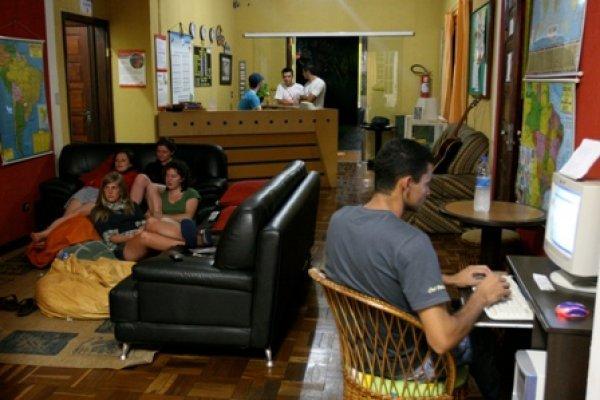 Hostal  Paudimar Falls Centro
