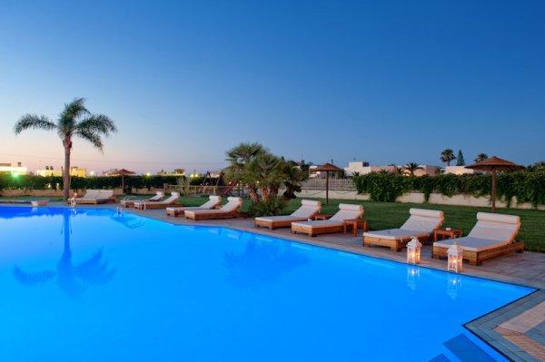 Socrates hotel Malia