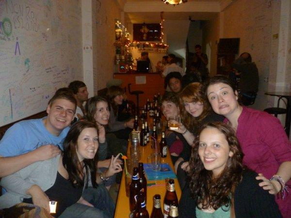 Hostal Central Backpackers