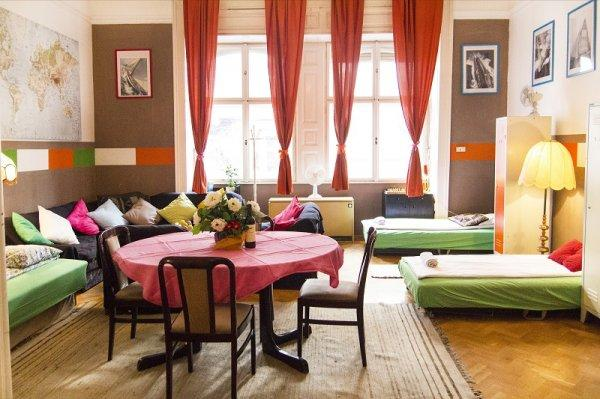 Hostal  Budapest Center