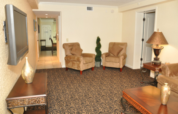 Orlando Courtyard Suites