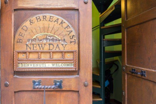 Bed and breakfast New Day