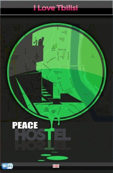 Hostal  Peace