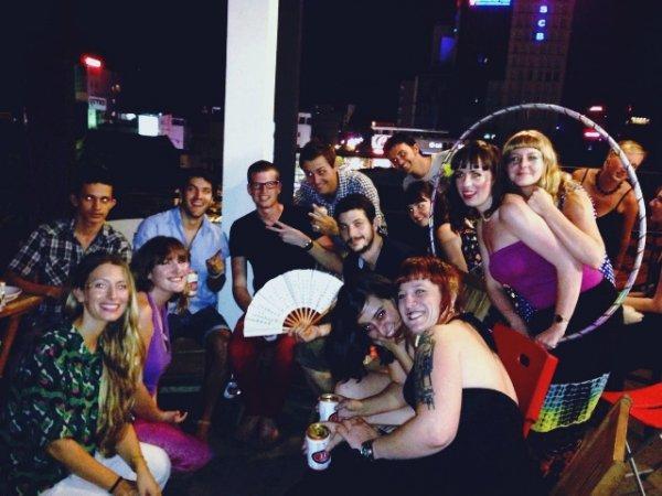 Hostal Saigon Backpackers  @ Cong Quynh