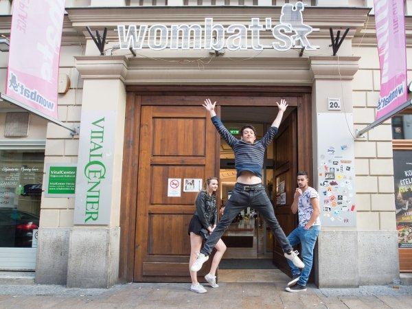 Hostal Wombats City  Budapest