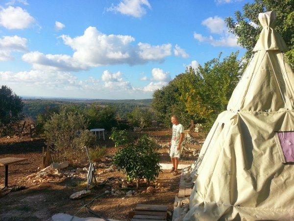 Galilee Bedouin Camplodge