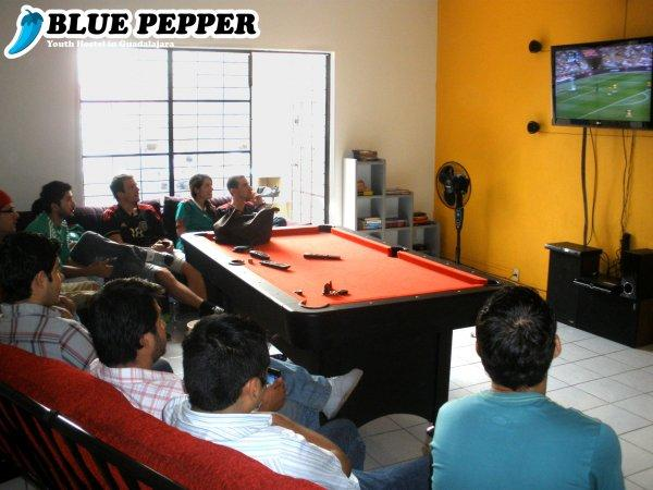 Hostal Blue Pepper  Chapultepec