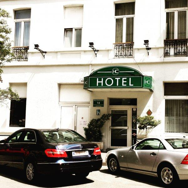 Hotel Continental Brussels