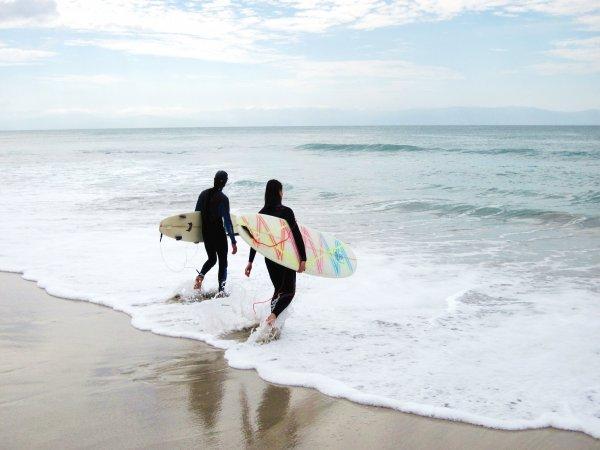 Surf house San Pancho