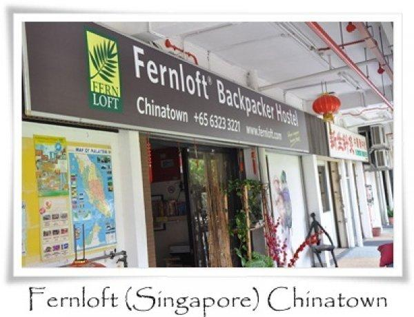 Fernloft (Singapore) Chinatown