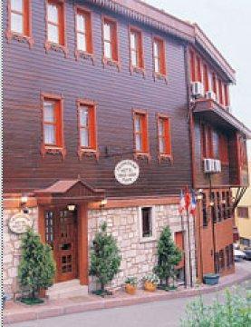 Tashkonak Hotel
