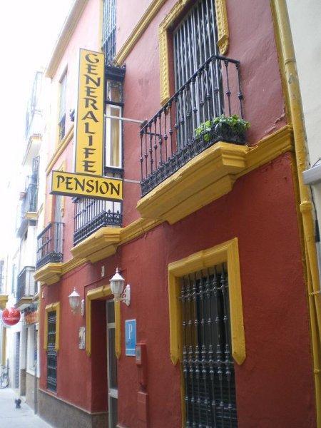 El Viajero en Sevilla