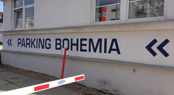 Hostal  Bohemia