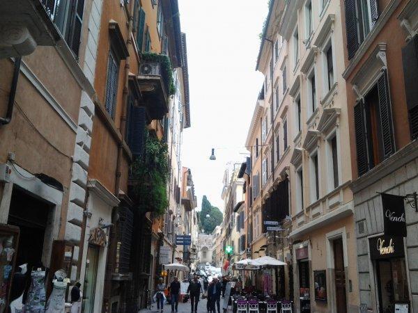 Gennyrooms Piazza di Spagna