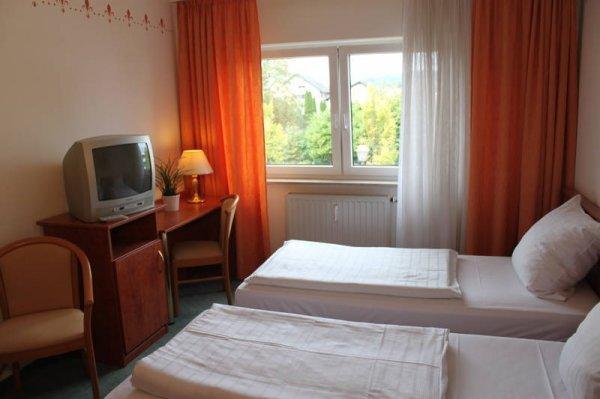 Hotel Leo Mühlhausen
