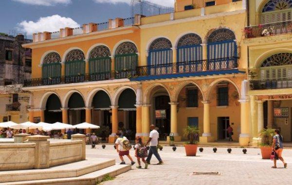 Hostal Plaza Vieja