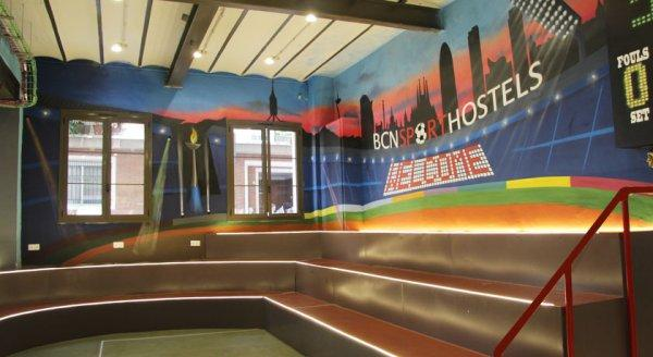 Hostal Bcnsports