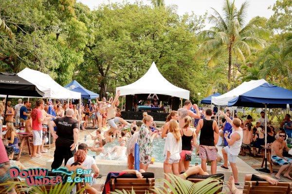 Base Airlie Beach Resort