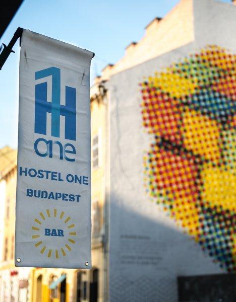 Hostal  One Budapest