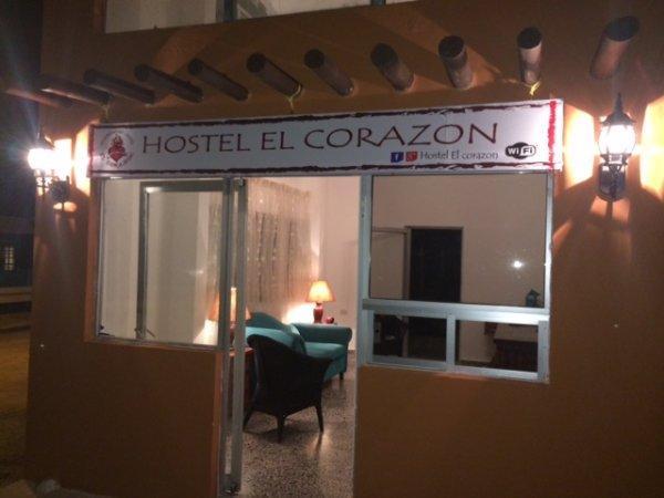 Hostal  El Corazon