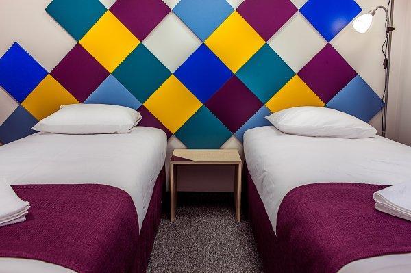 Mosaic Hotel & Hostel