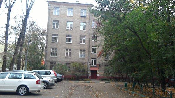 Hostal  by Metro Dmitrovskaya