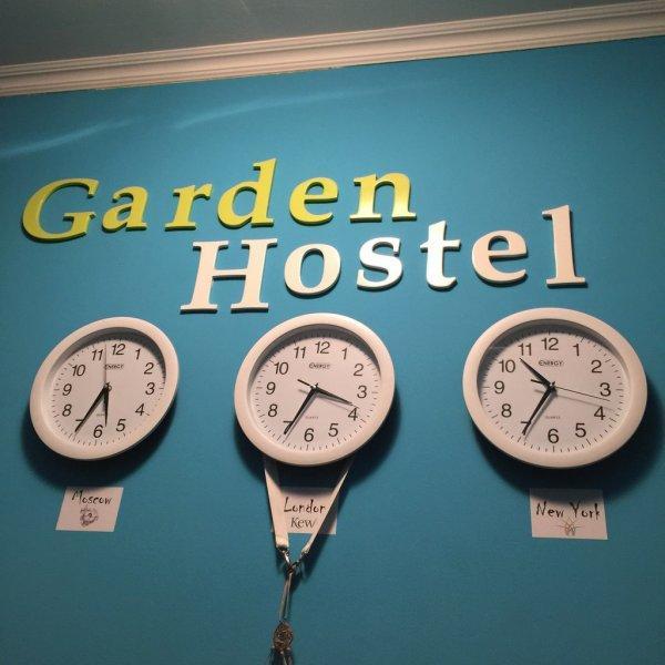 Hostal Garden  Moscow