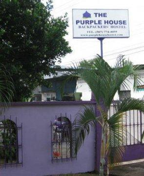 Hostal The Purple House International Backpackers'