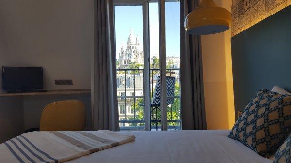 Hostal Le Regent  Montmartre