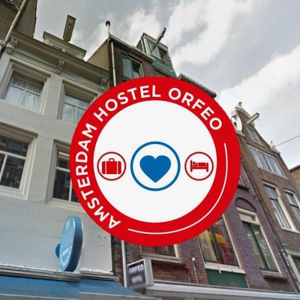 Hostal Amsterdam  Orfeo