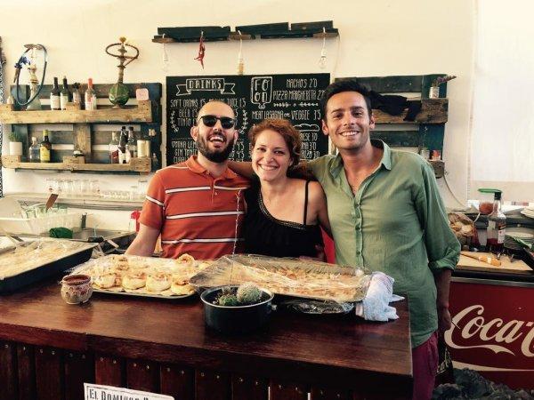 Hostal Oasis Backpackers'  Sevilla