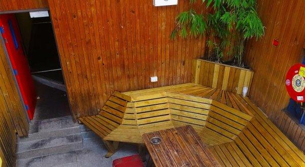 Hostal Chiliblue Backpackers &