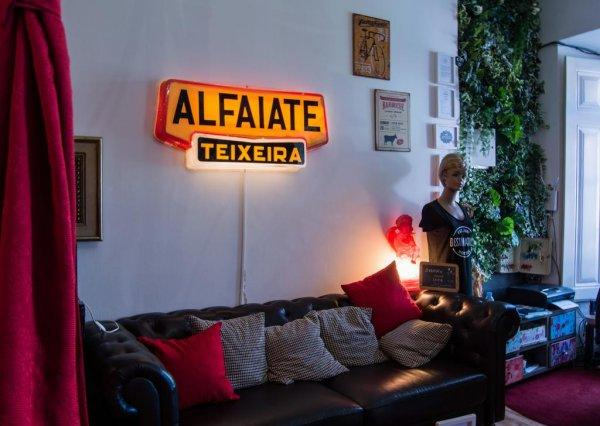Hostal Alfama Patio