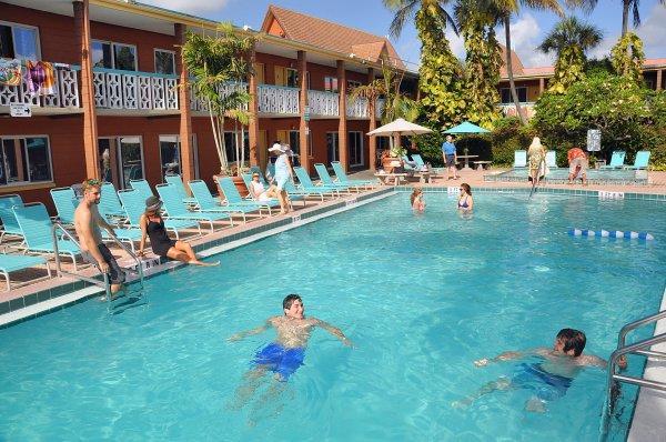 Beachfront Wakulla Two Bedroom Suites Resort