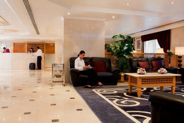 Golden Sands Hotel Apartments, DUBAI