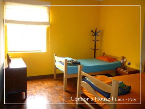 Condor's House