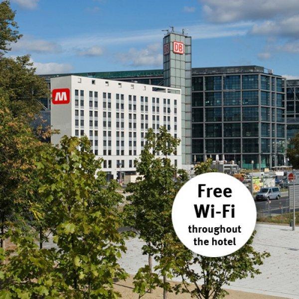 MEININGER Hotel Berlin Central Station