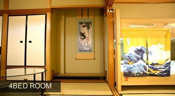 Hostal bAKpAK Gion