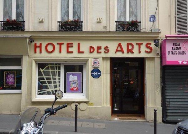 Hotel Des Arts Montmartre