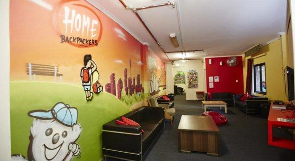 Home Backpackers Sydney