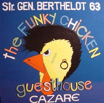 Hostal The Funky Chicken